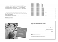 (4 pages, 21.5 x 15.5 cm, co-éditions doc-cd & Frac-BN, 10/2006)