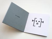 """(coffret """"6 couleurs"""", 16 pages, 8 x 8 cm, impression numérique, 8 exemplaires (sur demande), 2015)"""