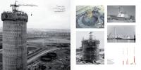(conception, création, maquette et infographies pour BDSA Le Havre, 128 pages, 23 x 23 cm, impression offset, 3100 exemplaires, Centrale thermique du Havre, 01/2010)