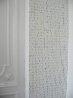 "(""Jardin"", papier peint, 7 x 4 m)"